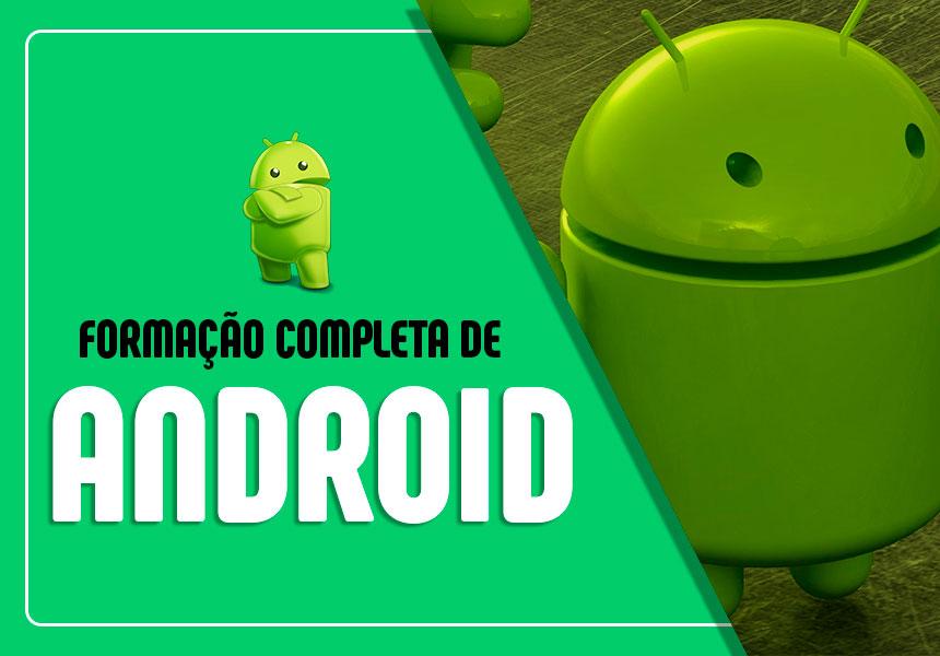 Formação android