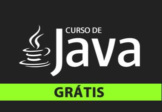 Curso de Java Grátis