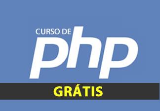 Curso de PHP Grátis
