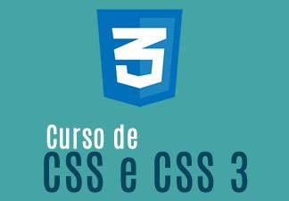 Curso de CSS e CSS 3
