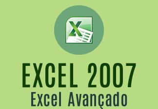 Excel 2007 - Excel Avançado