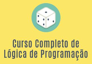 Curso completo de Lógica de Programação